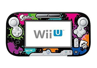 HORI Splatoon Protector for Nintendo Wii U