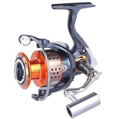 Pisfun New GT4000 Metal Spinning Fishing Reels Saltwater Carp Reels 11BB Carp