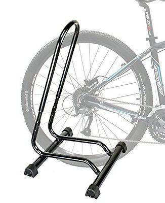 Bicycle Floor Storage Adjustable Stand Great For Fat Snow Bike