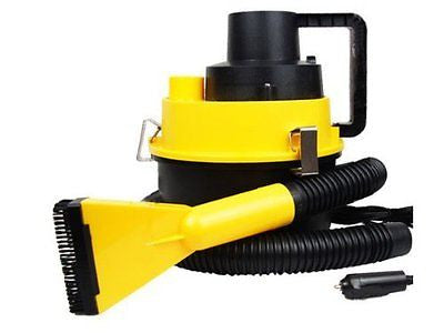 Portable Wet And Dry Car Vacuum Cleaner 12 Volt New