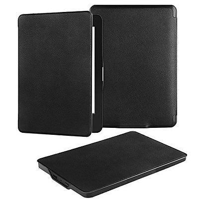 Kindle Paperwhite Case PU Leather Smart Case Protective Cover