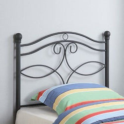 Coaster Home Furnishings 450102T Transitional Metal Youth Headboard, Twin