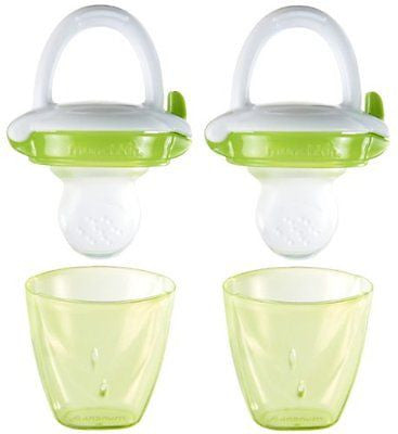 Munchkin Baby Food Feeder Green 2 Count