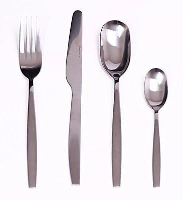 Ewei's HomeWares Flatware Set 18/0 Stainless Steel Mirror Finish Hand Polish