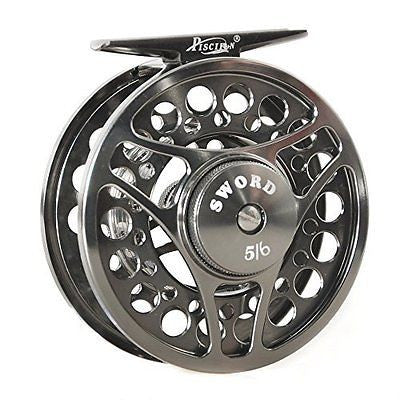 Piscifun? Aluminum Fly Fishing Reel and Spare Spools