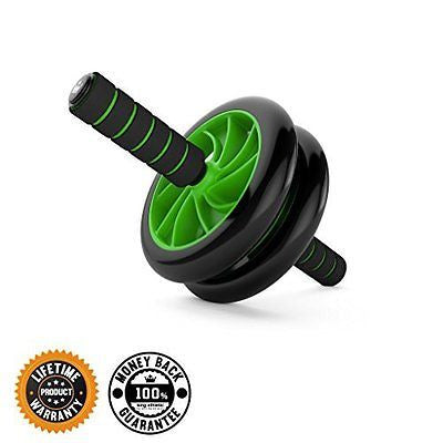 Abs Carver for Core Fitness Training :: Best Roller Wheel for Ab Workouts :: 100