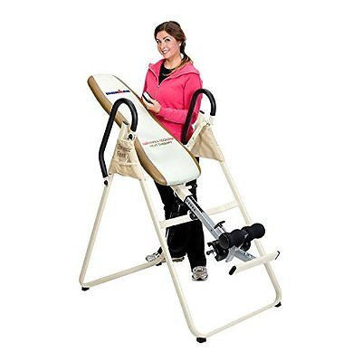 Ironman Infrared Therapy RX Inversion Table Exercise Equipment