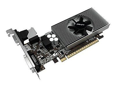 PNY GeForce GT 730 1GB GDDR5 Graphics Cards VCGGT7301D5LXPB