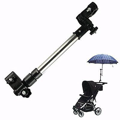 IUNEED Hot Bicycle Pram Stroller Umbrella Holder Connector Wheelchair Buggy