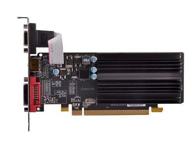 XFX AMD Radeon HD 5450 1GB GDDR3 VGA/DVI/HDMI Low-Profile PCI-Express Graphics C