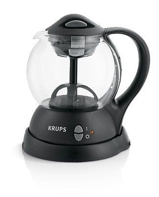 KRUPS FL7018 Personal Tea Kettle with integrated infusion basket