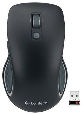 Logitech Wireless Mouse M560 - Black High-Performance Comfort and Control