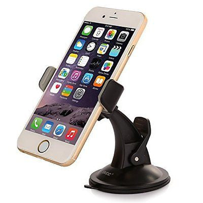[Universal Car Mount Holder] iXCC 360 Degree Swivel Cellphone / GPS Cradle with