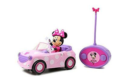 Jada Toys Minnie Mouse R/C Vehicle