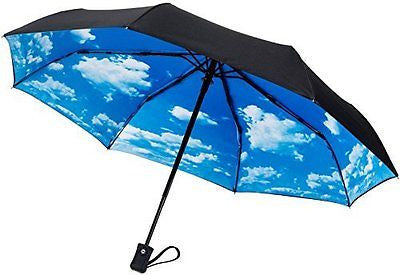"60 MPH Windproof Umbrellas Various Colors ""Guaranteed Lifetime Replacement"
