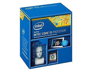 Intel Core i5-4690K Processor 3.5 GHz LGA 1150 BX80646I54690K