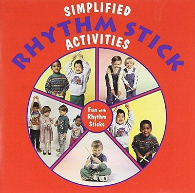 Simplified Rhythm Stick ActivitiesSingle