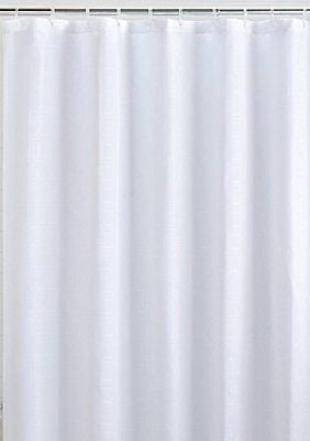 Mildew Resistant Fabric Shower Curtain Waterproof/Water-Repellent