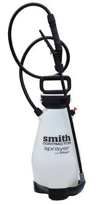 Smith Contractor 190216 2-Gallon Sprayer for Weed Killers, Herbicides