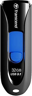 Transcend 32GB JetFlash 790 USB 3.0 Flash Drive (TS32GJF790K)