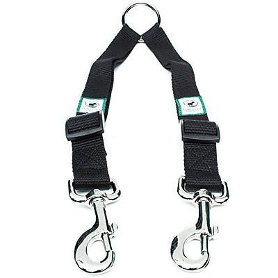 Caldwell's Pet Supply Co. No Tangle Dog Leash Coupler Double Dog Walker