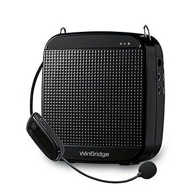 WinBridge S613 2.4G Wireless Digital Voice Amplifier with Power Supply