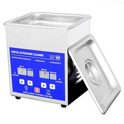 1.3L Digital Ultrasonic Cleaner Machine with Timer Heated Stainless steel