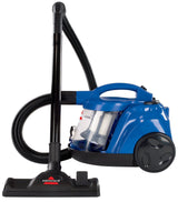 Zing Rewind Bagless Canister Vacuum Caribbean Blue - Corded