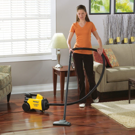 Mighty Mite Canister Vacuum 3670G - Corded