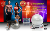 LIFETIME WARRANTY Superior Fitness 600 lb Exercise / Yoga / Stability Ball