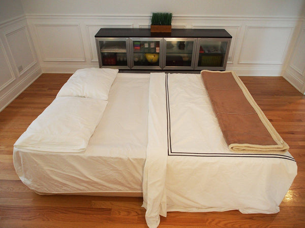 "SimplySleeper SS-58RF Raised 18"" Full Air bed (airbed / air mattress)"