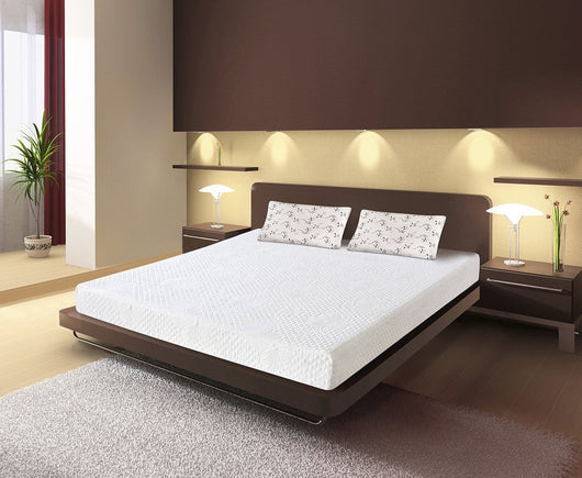Olee Sleep 6 In 3 Layer Ventilation Memory Foam Mattress (Full) 06FM01F