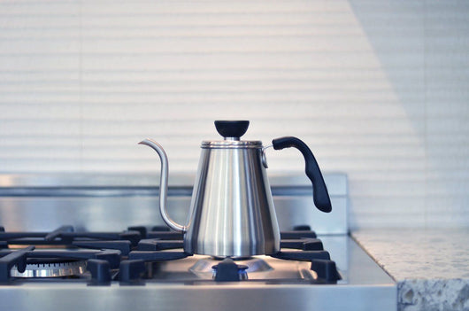 Pour Over Coffee & Tea Drip Kettle - Stainless Steel