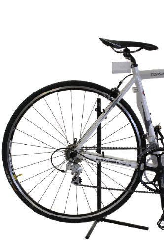 Bicycle Display Floor Rack Bike Indoor Rear Stays Stand