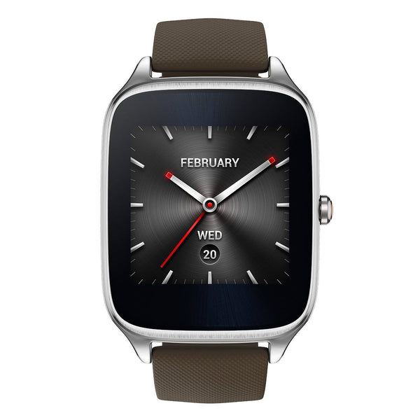 ASUS ZenWatch 2 WI501Q-SR-BW-Q 1.63-inch AMOLED Smart Watch with  Quick Charge