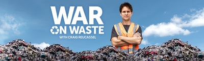 What is the War on Waste Movement?