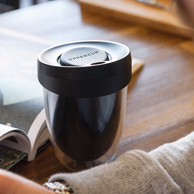 Why Choose Uppercup, the Reusable, BPA Free Coffee Cup?