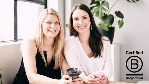 321 Water and Uppercup female founders of Australian Business