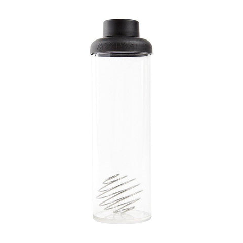 321 Detox Bottle Black smoothie and protein shaker