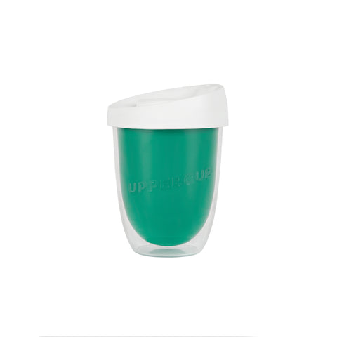 Palm Springs Limited Edition - Uppercup 8oz (Small) Teal with White lid