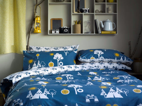 "Humming Bird ""Adventure Time"" Bed Linen"