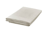 "Bedeck of Belfast ""300TC Egyptian Cotton"" Plain Dyed Sheet in Linen"