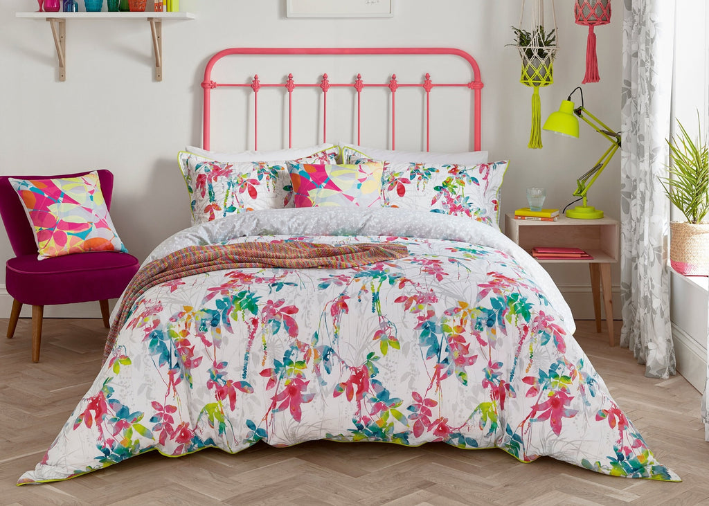 "Clarissa Hulse ""Jungle"" Duvet Cover Sets Tropical Colour"