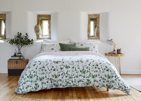 "Christy ""Leaf Fronds""  Duvet Cover Sets"