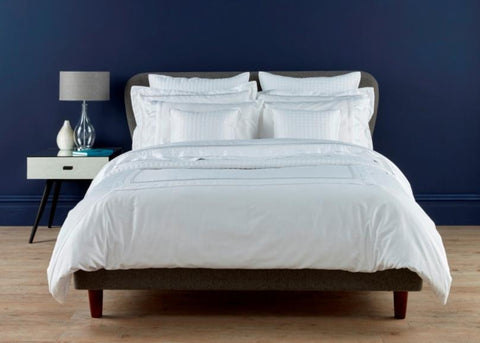 "Christy ""Coniston"" Bed Linen in White"