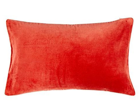 "Christy ""Jaipur"" Cushions - Coral"