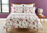 "Christy ""Grace"" Bed Linen - Colour Berry"