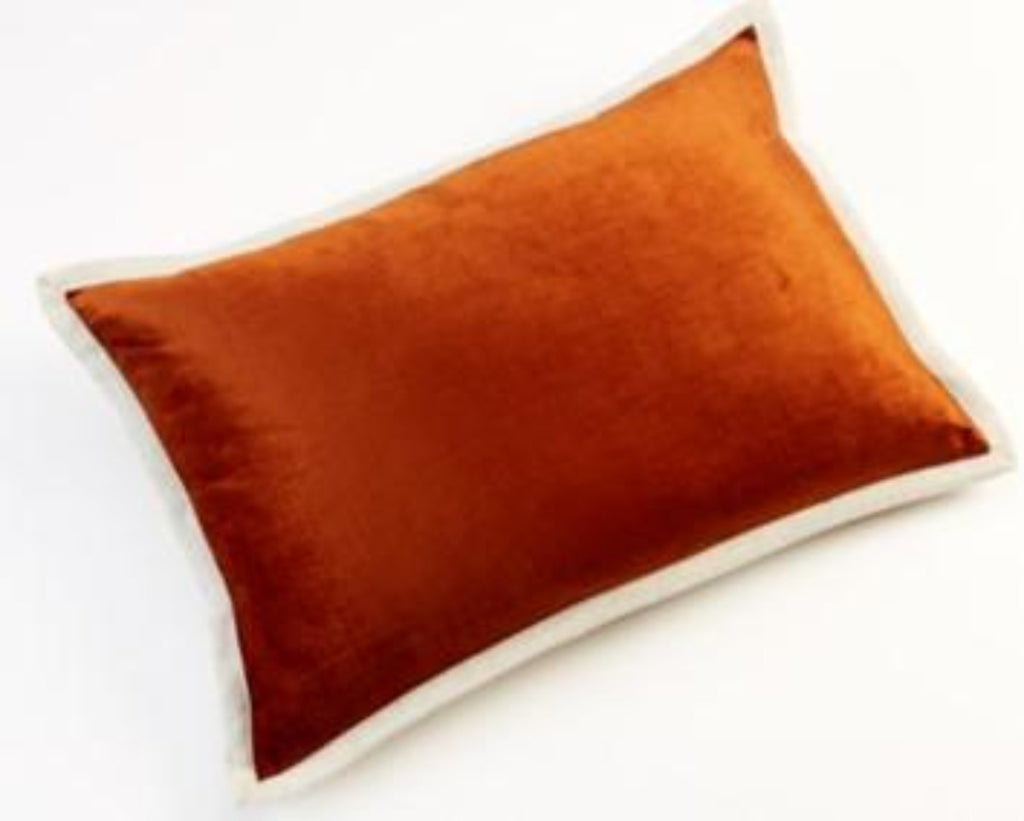 "Christy ""Horizon"" Cushion Accessories - Rust Colour"