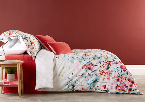 "NEW! - Christy ""Iris Garden"" Comforter Sets"