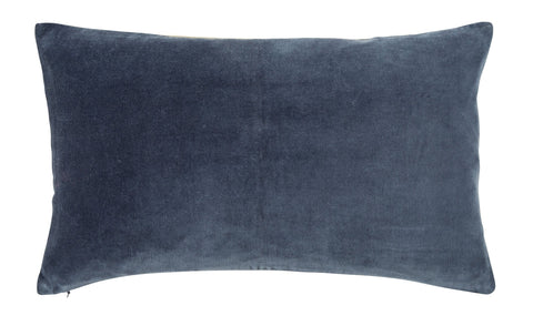 "Christy ""Jaipur"" Cushions - Ink Blue"